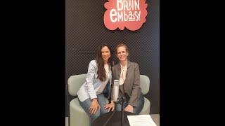 Dr. Dikla Montekio Malter with Daphna Nissenbaum Co-Founder & CEO, TIPA Corp