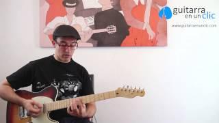 Cómo tocar Song 2 de Blur.