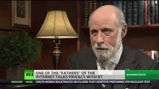 'Father of the Internet' defends online anonymity