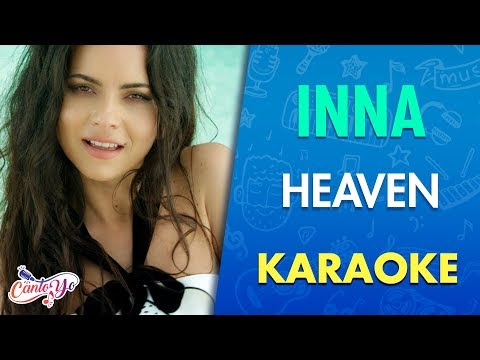 Inna - Heaven (Karaoke) | CantoYo