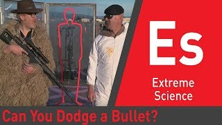 Can You Dodge a Bullet? - Mythbusters