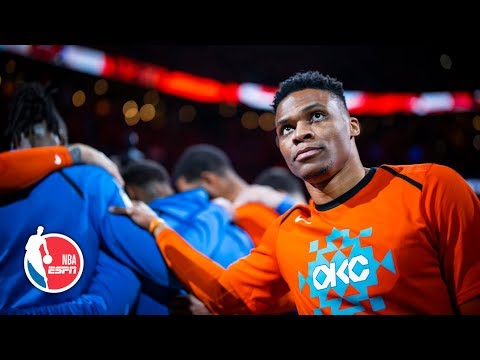 Russell Westbrook's huge contract leaves Thunder trapped | The Lowe Post