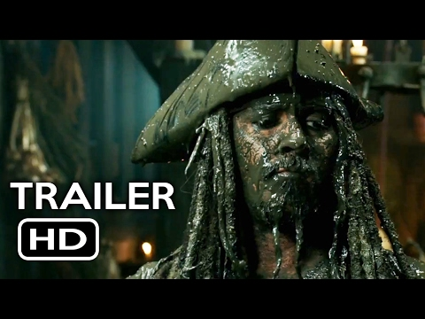 Thumbnail: Pirates of the Caribbean: Dead Men Tell No Tales Official Teaser Trailer #2 (2017) Movie HD