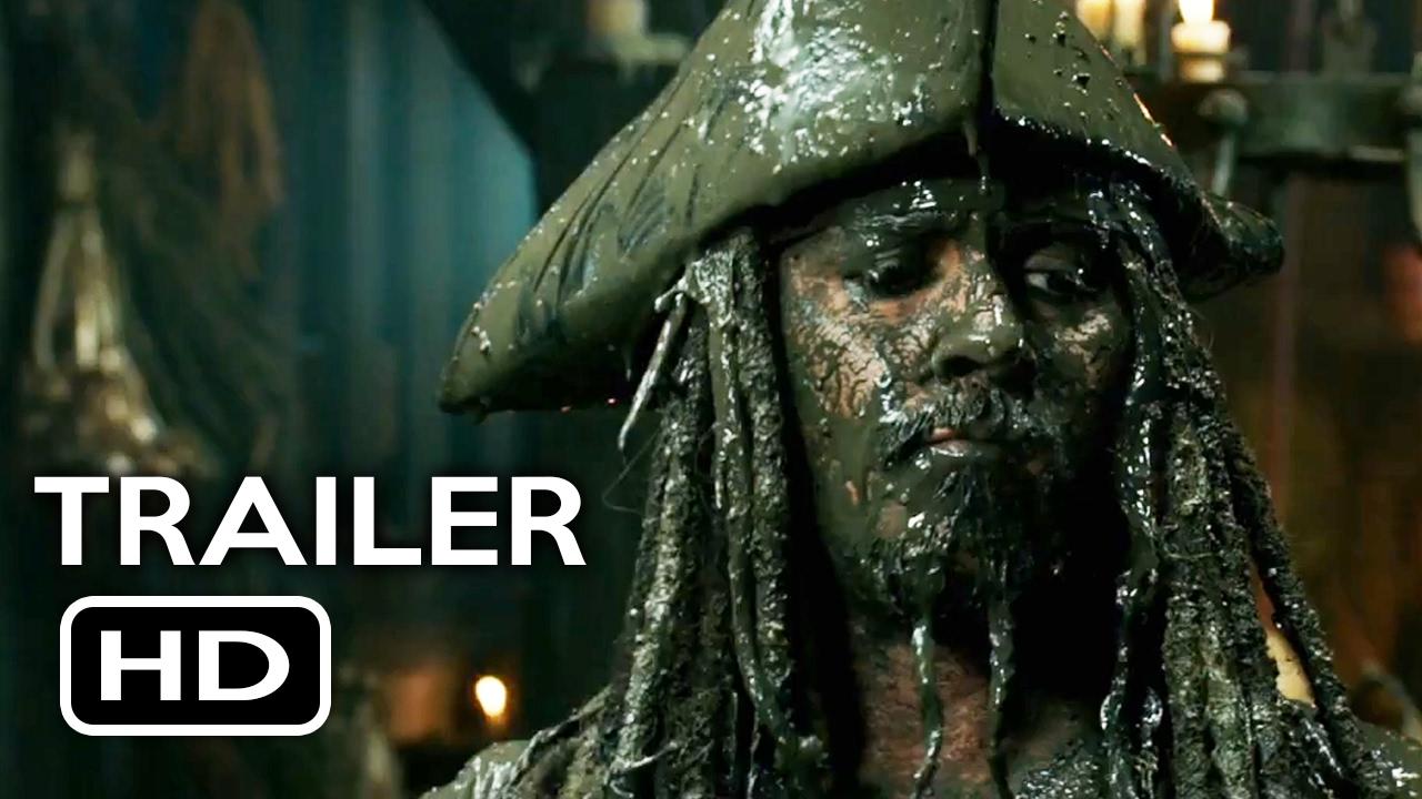Caribbean Men: Pirates Of The Caribbean: Dead Men Tell No Tales Official
