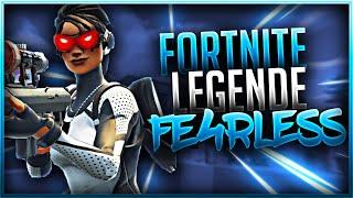 🏆FORTNITE LEGENDE: FE4RLESS | Fortnite Battle Royale | MCKYTV