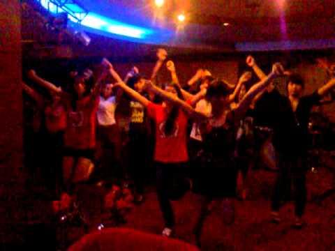 nhảy mở màn miss sàn nhạc 2010