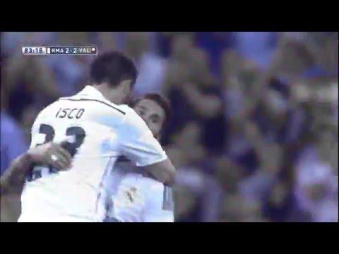 Isco Goal Vs Valencia