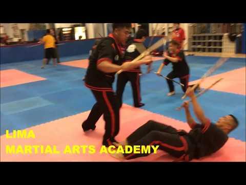 Eskrima Kali Stick Fighting at Lima Academy Torrance CA
