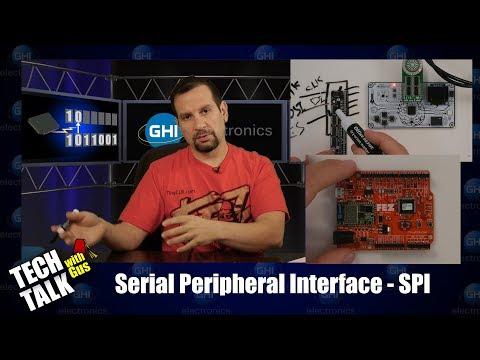 SPI Bus - Tech Talk #044