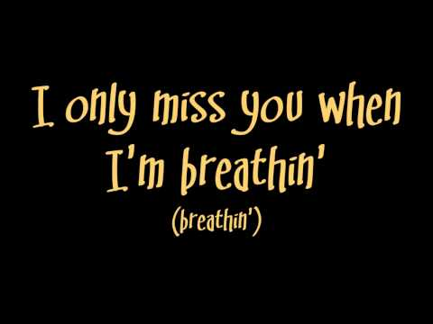Breathing - Jason Derulo. Lyrics On Screen