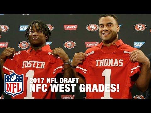 NFC West Draft Grades | NFL Total Access | NFL Network