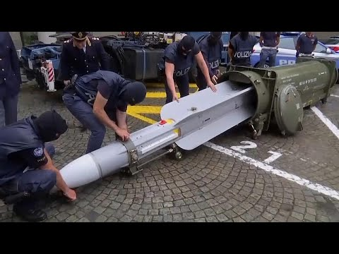 قطر تقول إنها باعت الصاروخ الفرنسي الذي عُثر عليه في إيطاليا قبل 25 عاما…  - نشر قبل 3 ساعة
