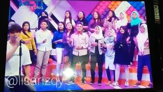 """Video Harris J """"Love Who You Are"""" live performing on Dahsyat Music RCTI TV with acoustic guitar download MP3, 3GP, MP4, WEBM, AVI, FLV April 2018"""