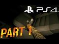 Outlast Walkthrough/Gameplay Part 1 - This Place Is Hell - (PS4)