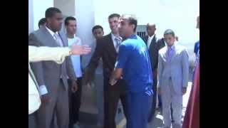 Muitas curas e milagres - ADUD nos presídios em Marataizs   Espirito Santo 09/03/12