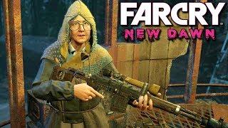 Babcia snajper | Far Cry: New Dawn (#10)