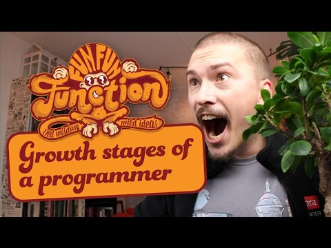 The growth stages of a programmer - FunFunFunction #6