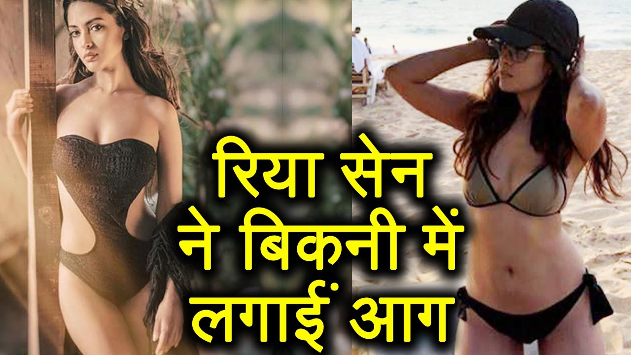 Riya Sen In Hot Bikini Avataar Photos Goes Viral Filmibeat