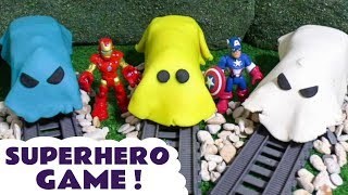 Superhero Fun Stories For Kids Tt4u