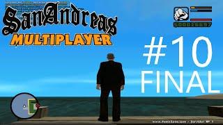 GTA SA Multiplayer RolePlay #10 ¡A despedirse!