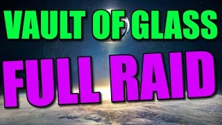Destiny Vault Of Glass Clear (Full Raid In 1:50)