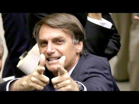 Brazil Nationalist Jair Bolsonaro Gains in Polls after Stabbing!!!