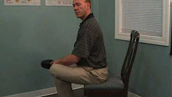Piriformis Stretch For Back Pain and Sciatica.Done Right!