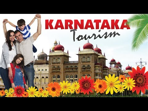 Tourist Places in Karanataka | India Tourism Attractions | South India Tourism in English
