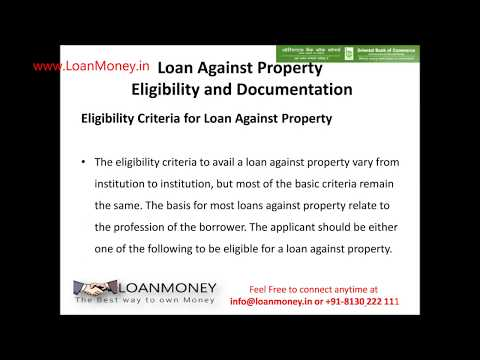 Oriental Bank of Commerce Loan Against Property in Delhi NCR through LoanMoney