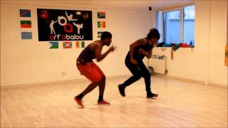 Busy Signal - Grease up ft Kiappy & Ding Dong  , New steps! Dancehall Art' Abalou