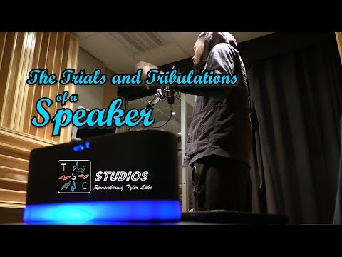 The Trials And Tribulations Of A Speaker