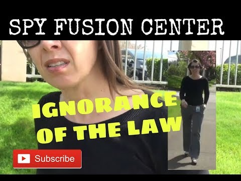 Secret Oregon Government Fusion Center Exposed by an Employee