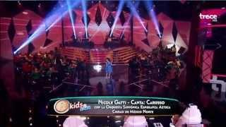 Nicole Gatti - Canta: Carusso - Academia Kids - Cuarto Concierto