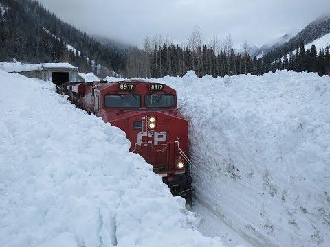 Tren Polar Ártico-Alaska-USA-Producciones Vicari.(Juan Franco Lazzarini)