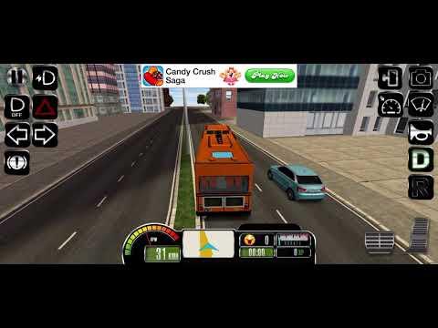 Newyork city bus simulator orginal:ultimate gameplay/RCABINGAMEING/ |