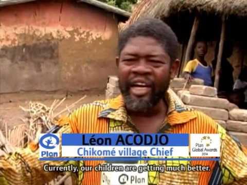 Best Project Community Nutrition Benin WARO Video