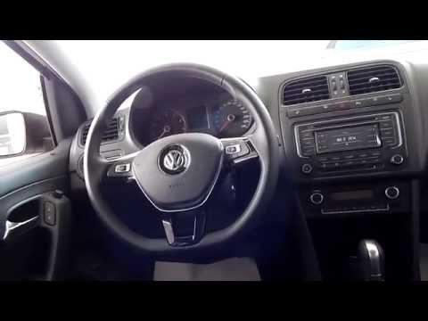 Volkswagen Polo Sedan 2015 рестайлинговая версия  .   Интерьер