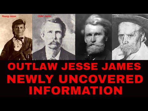 Elderly lady breaks her silence of meeting Outlaw Jesse James and the Secrets he told her.