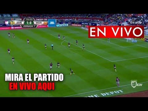 America vs Morelia EN VIVO - Partido Amistoso 2018 TDN ...