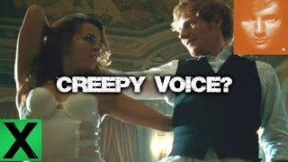 """Gambar cover """"Thinking Out Loud"""" - Ed Sheeran, Creepy Mystery 2nd Voice (Explained)"""