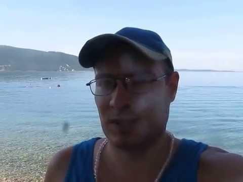 Welcome to Cedars Beach, Herceg Novi, Montenegro