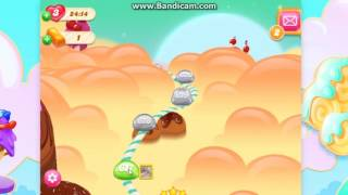 CANDY CRUSH JELLY Saga Level 615-616 ★★★