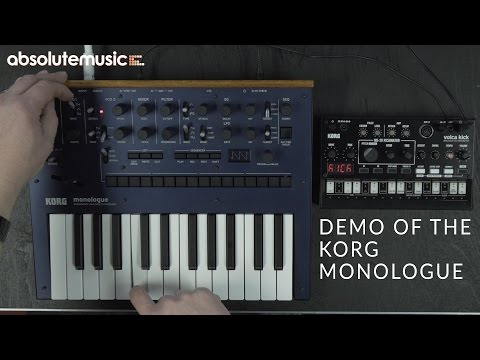 Absolute Music: Korg Monologue