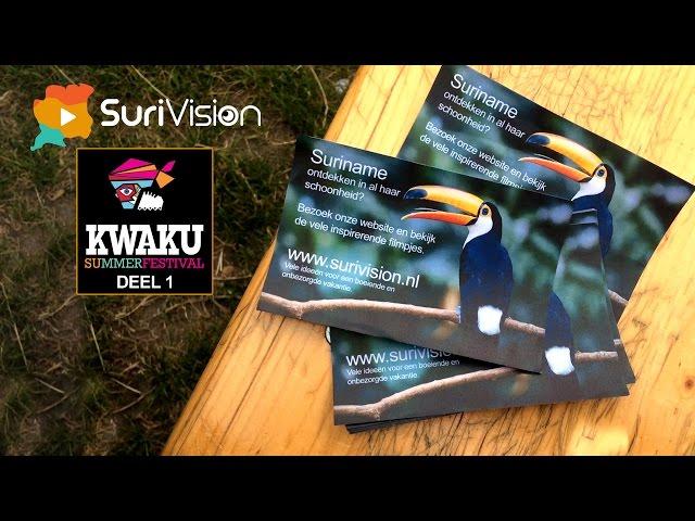 Kwaku Festival - SuriVision Promotion Part 1