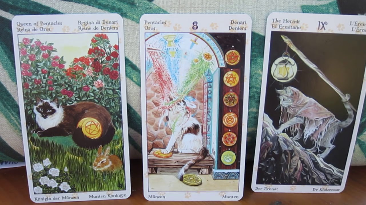 Weekly Tarot Reading For June 4 10 Youtube