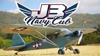 H-King J3 Navy Cub - Hobbyking Product Video