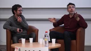 Rencontre Pierre Carles et Usul, deux critiques médias.