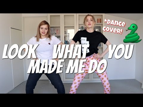 We Tried dancing to LOOK WHAT YOU MADE ME DO by Taylor Swift