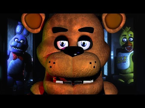 OMG THIS  FNAF 1 IS UNREAL   FIVE NIGHTS AT FREDDY'S REBORN - UNITY EDITION - NIGHT 1 & 2