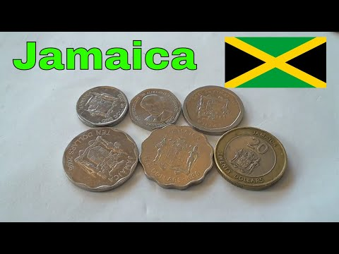 Current Beautiful Jamaican Coins